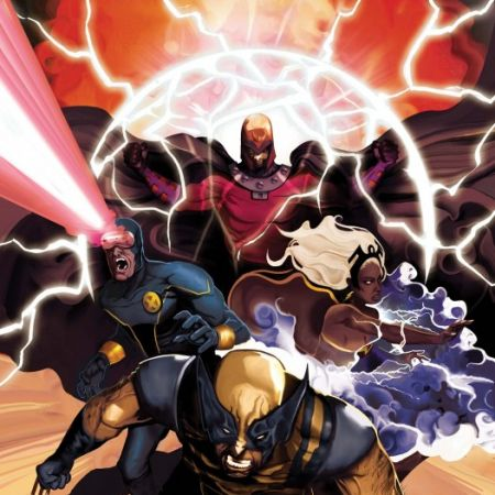 Origins of Marvel Comics: X-Men (2010)