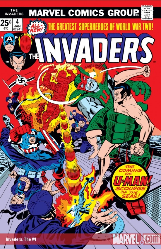 Invaders (1975) #4