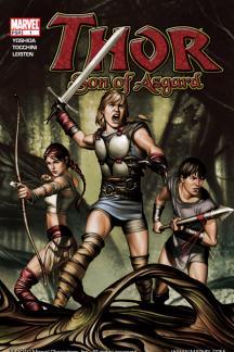 Thor: Son of Asgard (2004) #1