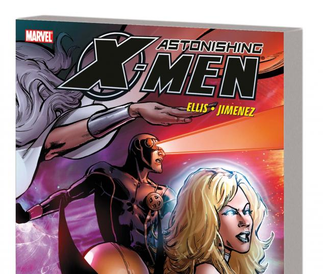 Astonishing X-Men Vol.6: Exogenetic TPB