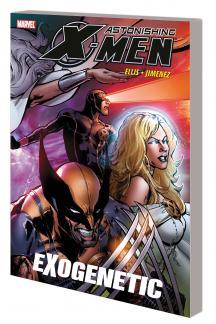 Astonishing X-Men Vol. 6: Xenogenetic (Trade Paperback)