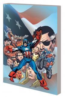 Essential Captain America Vol. 6 (Trade Paperback)