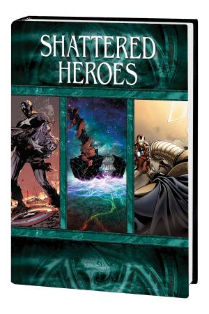Shattered Heroes (Hardcover)