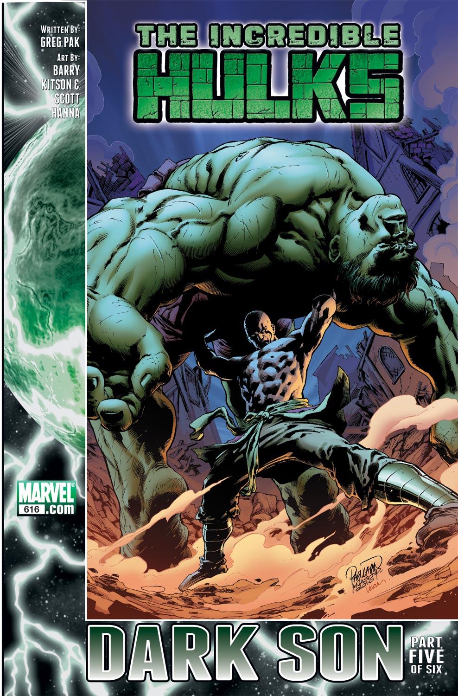 Incredible Hulks (2010) #616