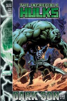 Incredible Hulks #616