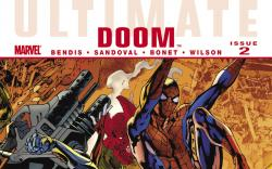 Ultimate Comics Doom (2010) #2