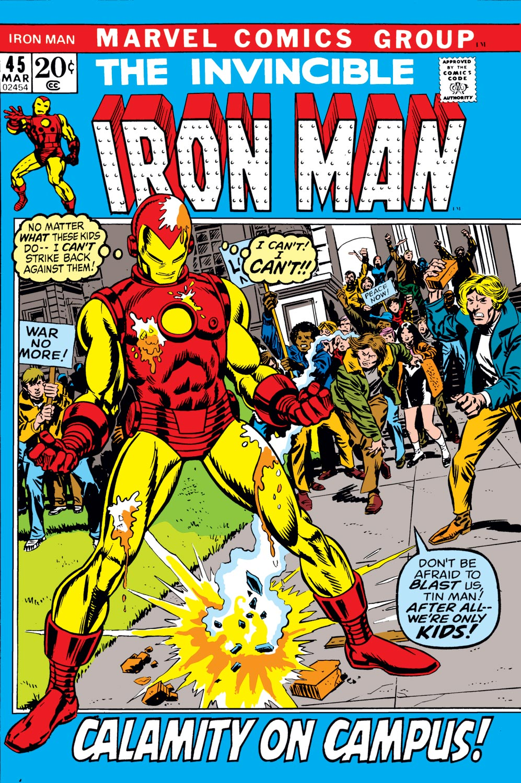 Iron Man (1968) #45
