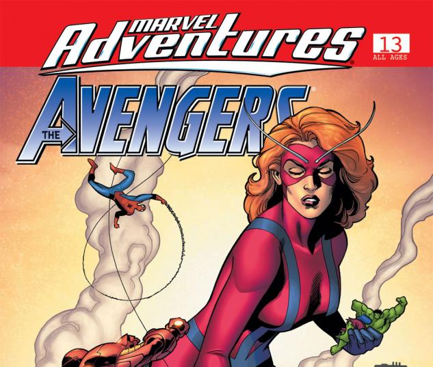 Marvel Adventures the Avengers (2006) #13
