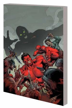 RED HULK: HAUNTED TPB (Trade Paperback)