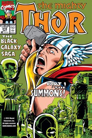 Thor (1966) #419