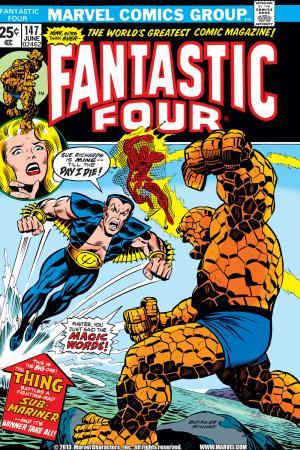 Fantastic Four (1961) #147
