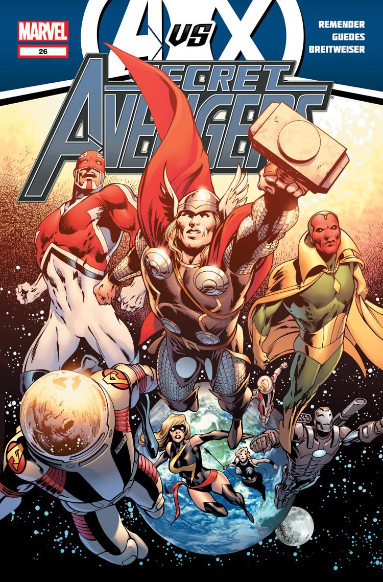 Secret Avengers (2010) #26