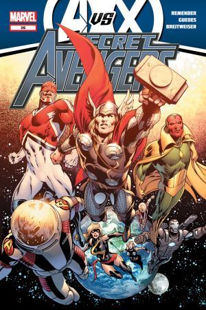 Secret Avengers #26