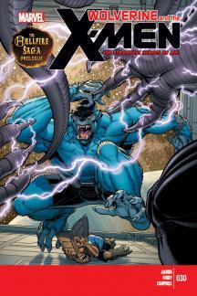 Wolverine & the X-Men (2011) #30