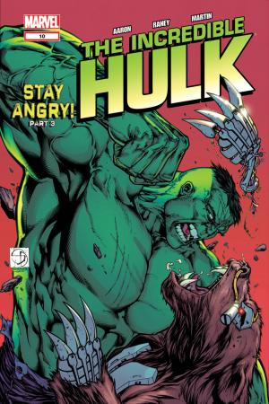 Incredible Hulk (2011) #10