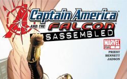 Captain America & the Falcon (2004) #7