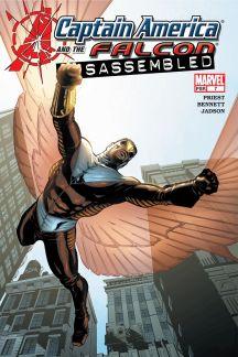 Captain America & the Falcon #7