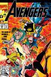 Avengers (1963) #359 Cover