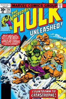 Incredible Hulk (1962) #216