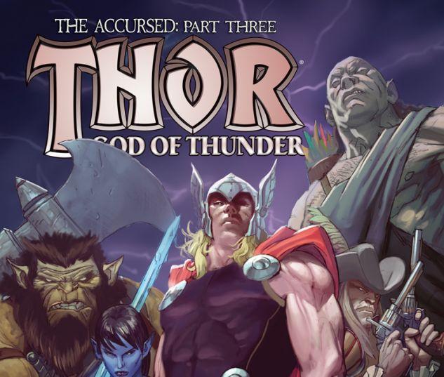 THOR: GOD OF THUNDER 15 (WITH DIGITAL CODE)