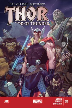 Thor: God of Thunder (2012) #15