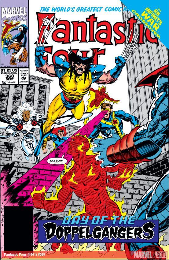 Fantastic Four (1961) #368