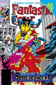 Fantastic Four #368