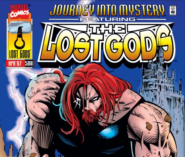 Journey Into Mystery (1996) #508 Cover