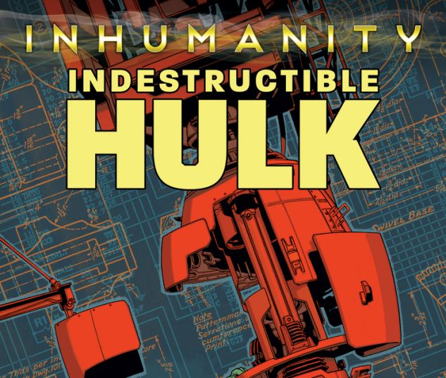 INDESTRUCTIBLE HULK 17.INH (WITH DIGITAL CODE)