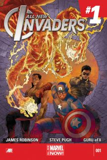 All-New Invaders (2014) #1