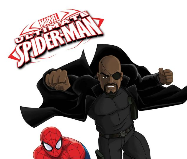 Marvel Universe Ultimate Spider-Man (2012) #25 Cover