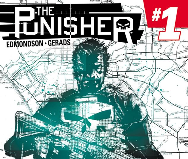 THE PUNISHER 1 (ANMN, WITH DIGITAL CODE)
