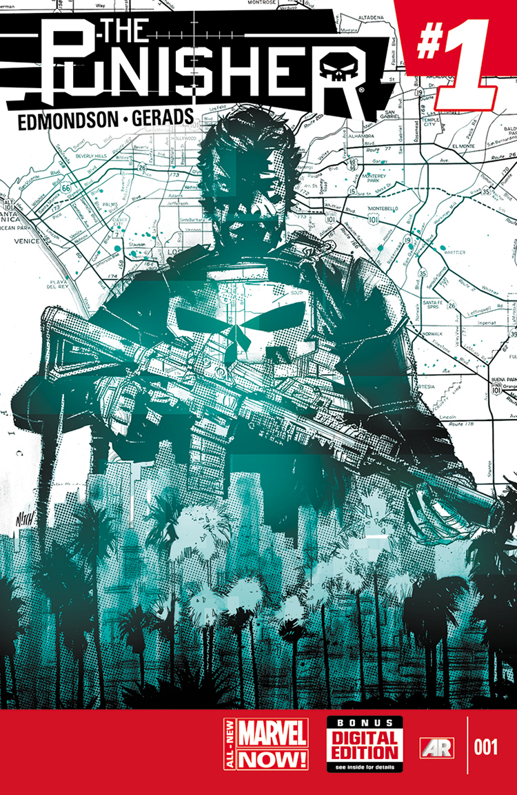 The Punisher (2014) #1