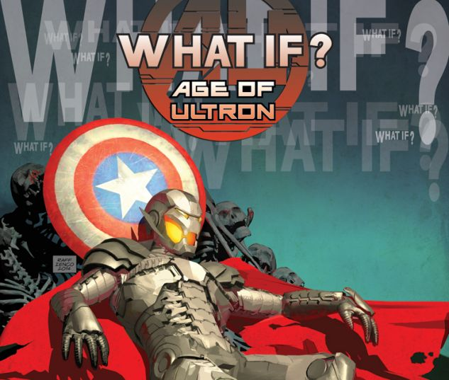 WHAT IF? AGE OF ULTRON 1 IENCO VARIANT (WITH DIGITAL CODE)