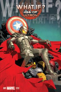 What If? Age of Ultron (2014) #1 (Ienco Variant)