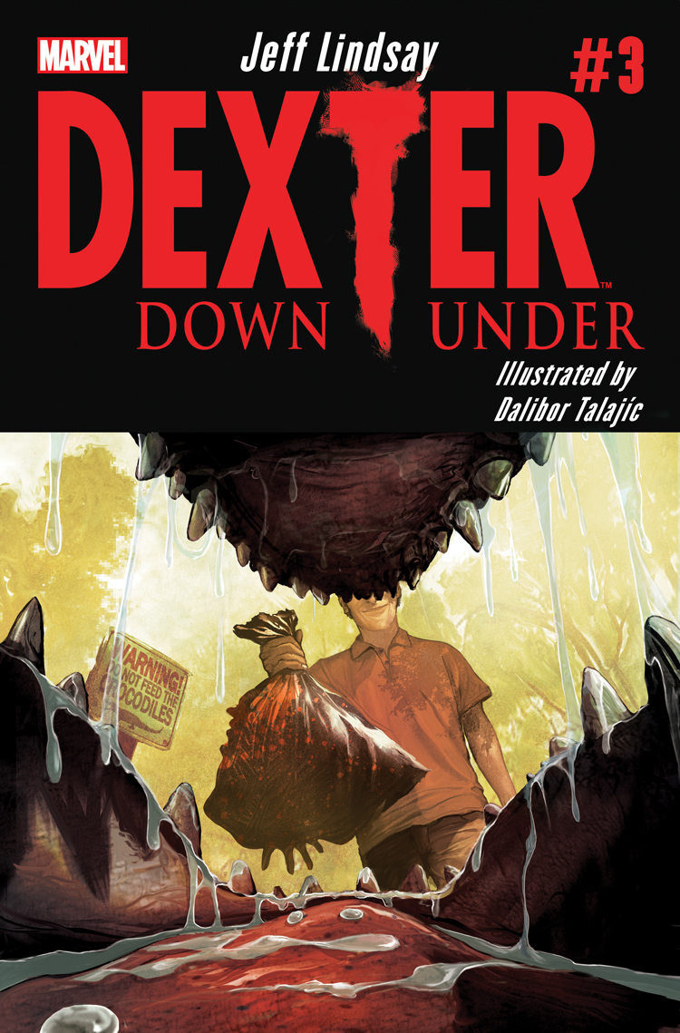 Dexter Down Under (2014) #3
