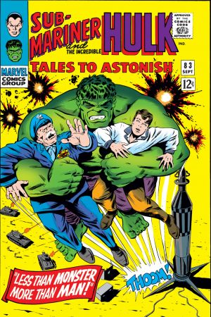 Tales to Astonish #83