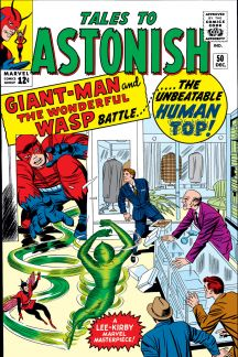 Tales to Astonish #50