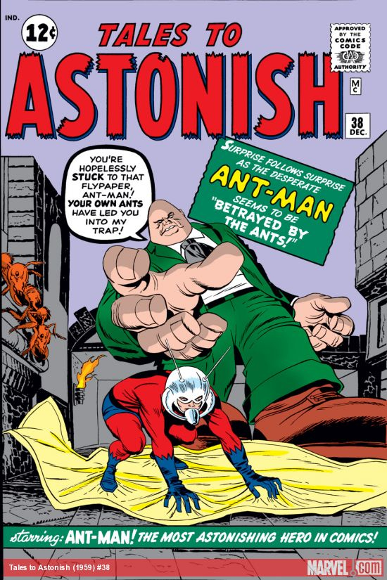 Tales to Astonish (1959) #38