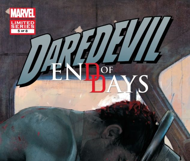 Daredevil: End of Days (2012) #5