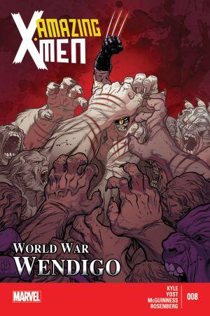 Amazing X-Men (2013) #8