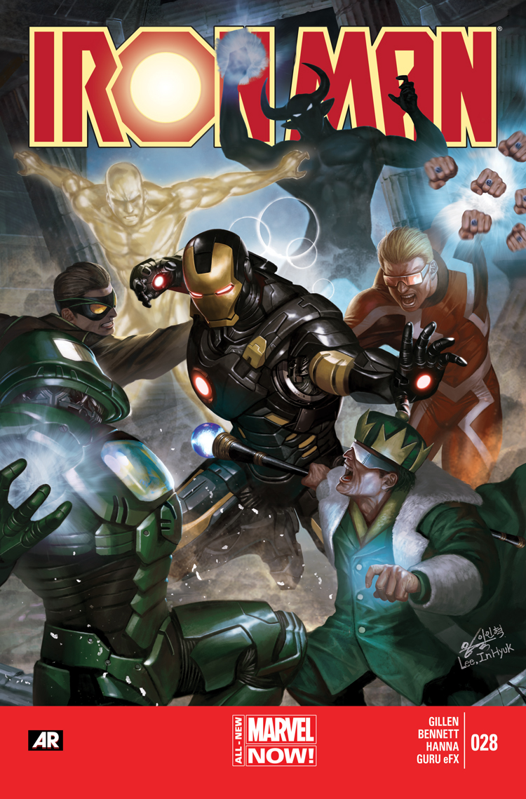 Iron Man (2012) #28