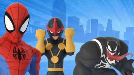 Spider-Man & Friends Swing into Disney Infinity