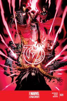 New Avengers (2013) #20