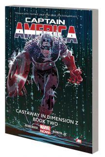 CAPTAIN AMERICA VOL. 2: CASTAWAY IN DIMENSION Z BOOK 2 TPB (Trade Paperback)