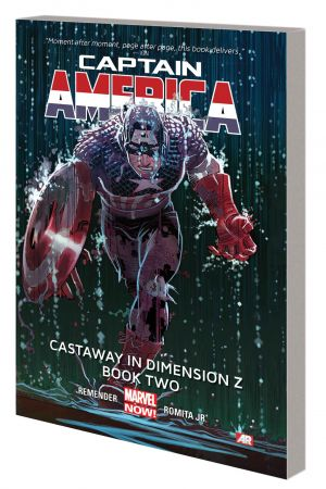 CAPTAIN AMERICA VOL. 2: CASTAWAY IN DIMENSION Z BOOK 2 TPB (Trade Paperback)