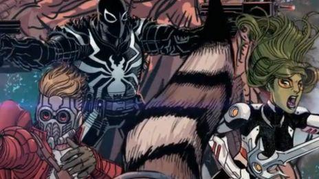 Marvel AR: GOTG #14 Cover Recap