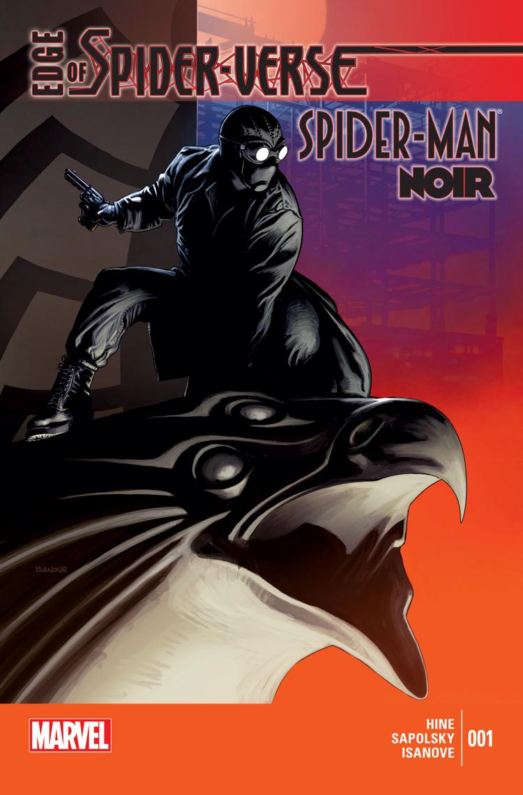 Edge of Spider-Verse (2014) #1