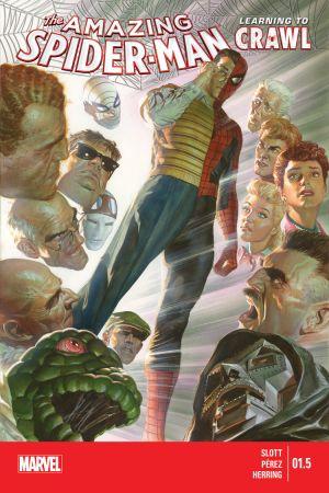 The Amazing Spider-Man (2014) #1.5