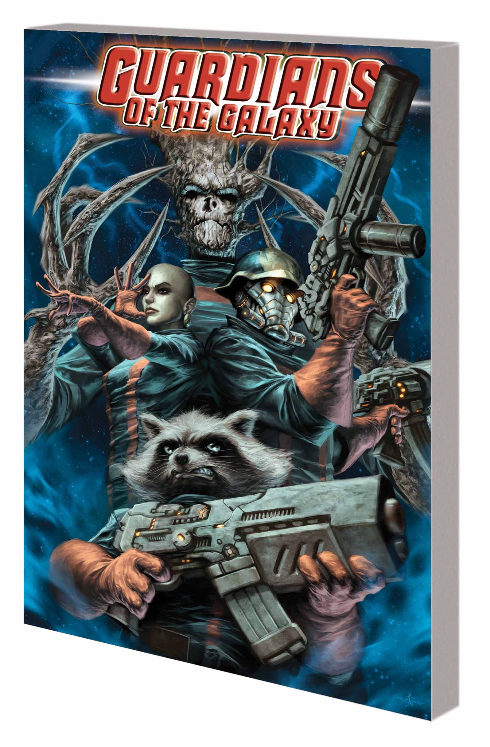 Guardians of the Galaxy by Abnett & Lanning: The Complete Collection (Trade Paperback)